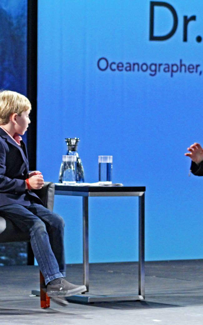 Youth v. Climate Part 2 with Dr. Sylvia Earle
