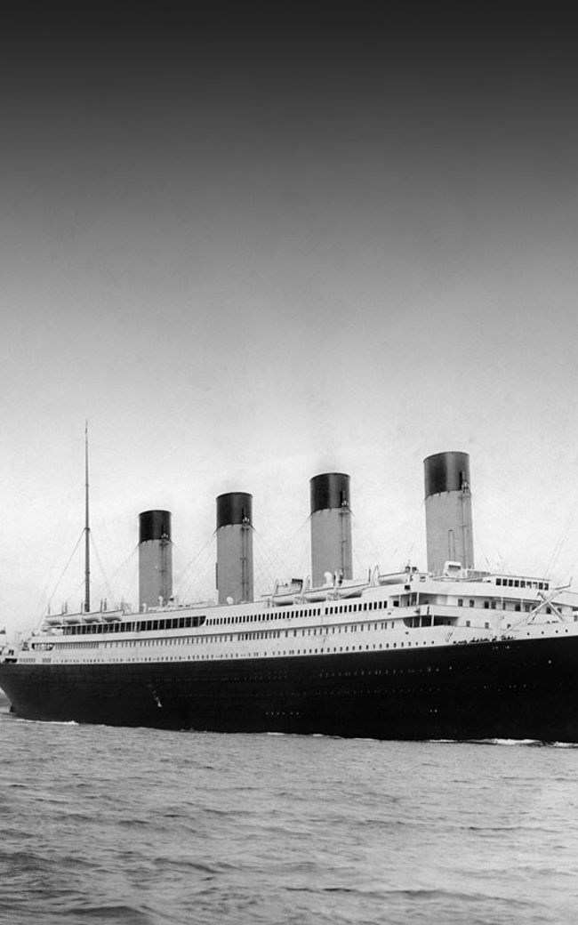 Meet The Show About Titanic. A new podcast from The Company Making Podcasts.
