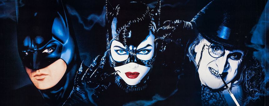 Batman Returns Review Episode Transcript