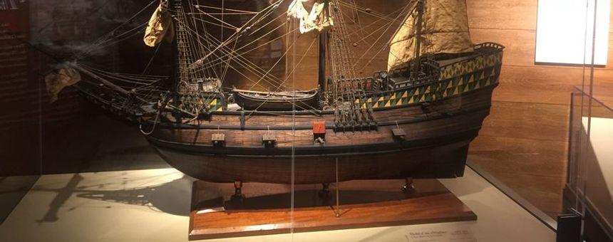 The Mayflower - Episode Transcript