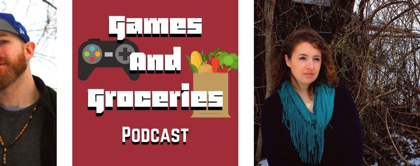 Gain: How Adam and Liz launched and promote Games and Groceries