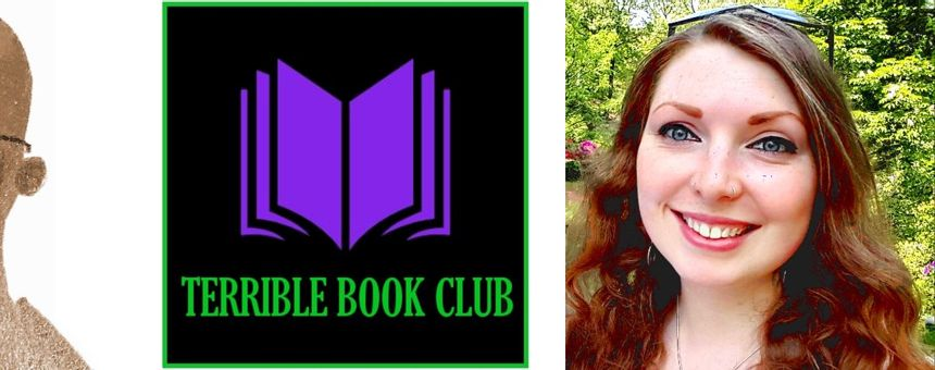 Gain: How Chris and Paris launched and promote Terrible Book Club