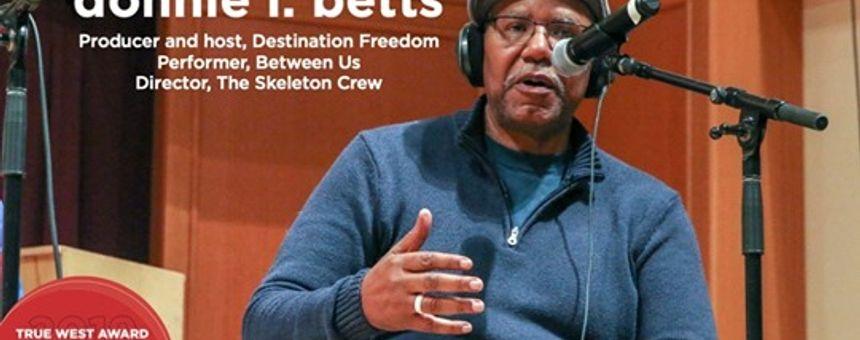 Destination Freedom Black Radio Days