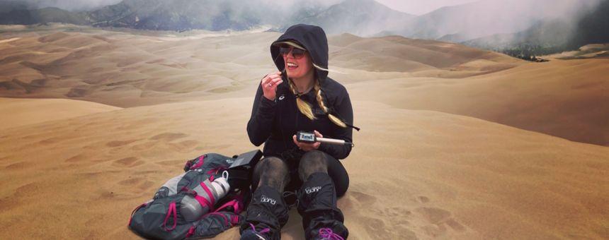 Conquering The Colorado Sand Dunes