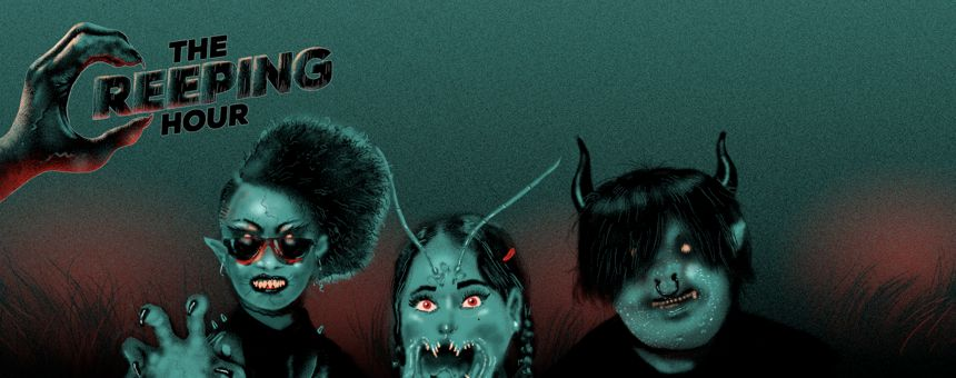 WGBH Announces The Creeping Hour, An Original Family-Friendly Horror Podcast Series Premiering October 3