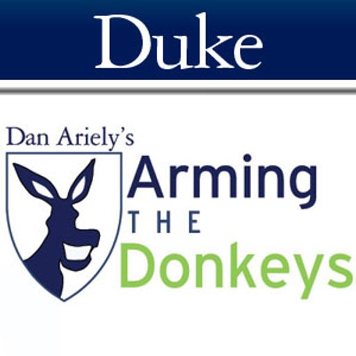 Cover art for podcast Arming the Donkeys