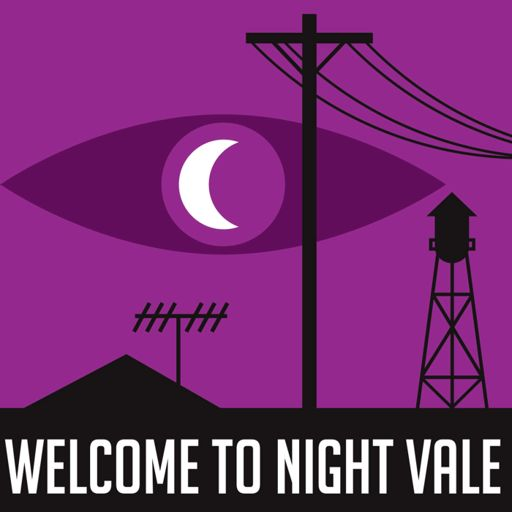 Cover art for podcast Welcome to Night Vale