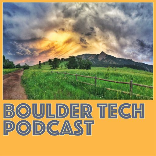 Cover art for podcast Boulder Tech Podcast