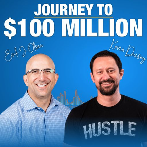 Cover art for podcast Journey to $100 Million