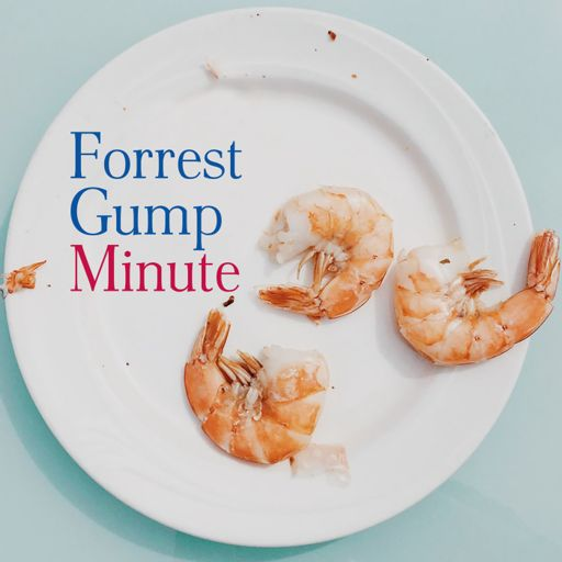 Cover art for podcast Forrest Gump Minute