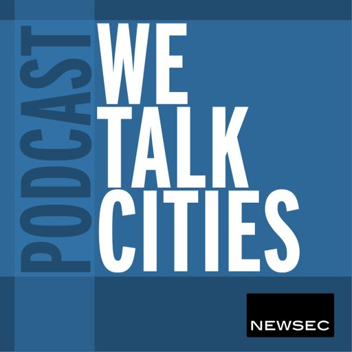 Cover art for podcast We Talk Cities