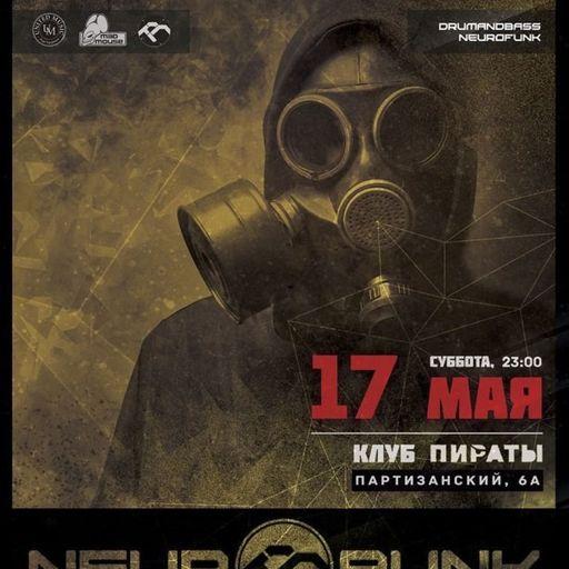 Bes for Neuropunk Fest @ Minsk 17-05-14 minimix from Neuropunk on