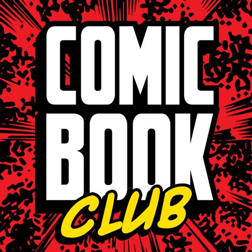 Cover art for podcast Comic Book Club