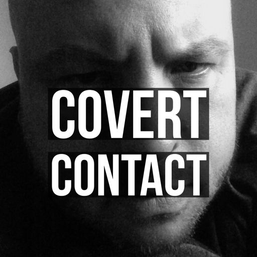 Cover art for podcast Covert Contact