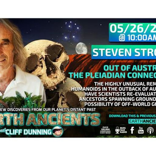 Steven Strong: New Earth Hominids and their Pleiadian