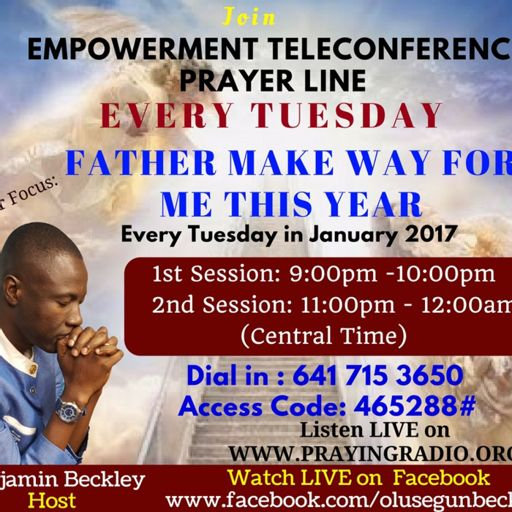 Prophetic Prayer Encounter on RadioPublic