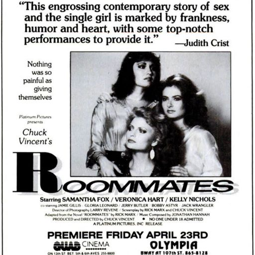 Episode 393: Roommates (1981) from The Projection Booth Podcast on