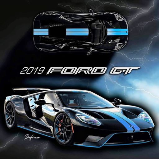 Michael Murray and his 2019 Ford GT from Fred LeFebvre and