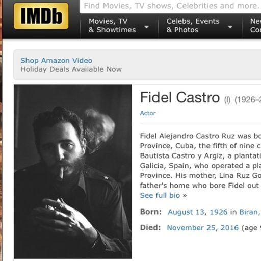Esoteric Hollywood: CIA, CFR, Castro & Cuba - Dialectical
