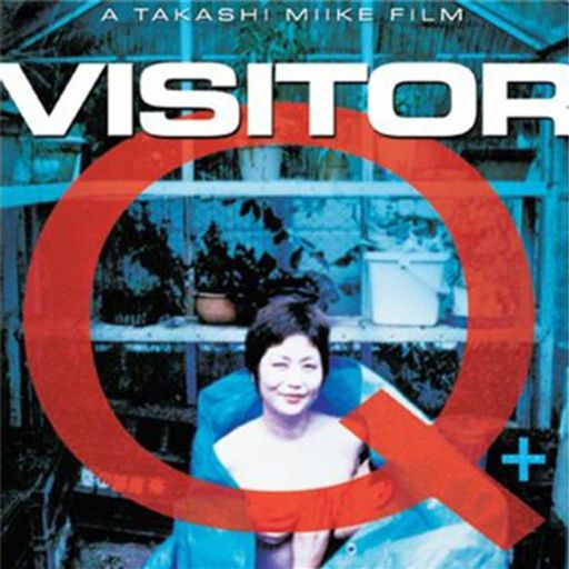 Episode 332: Visitor Q (2001) from The Projection Booth Podcast on