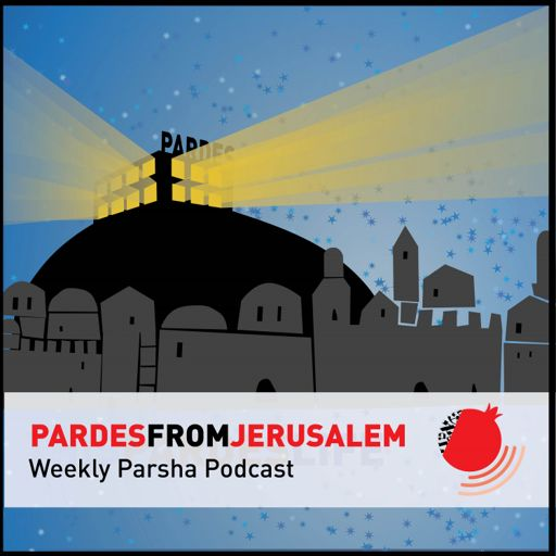 Cover art for podcast Pardes from Jerusalem