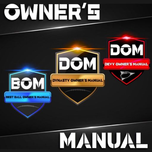 Cover art for podcast Dynasty Owner's Manual