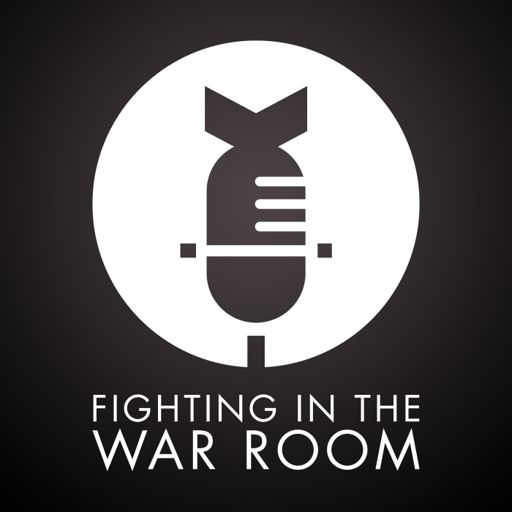 Cover art for podcast Fighting In The War Room: A Movies And Pop Culture Podcast