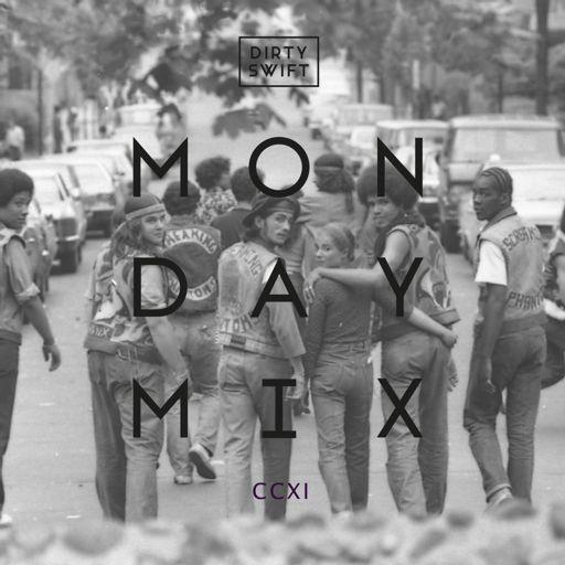 MondayMix 210 by @dirtyswift - 18 Sept 2017 (Live Mix) from