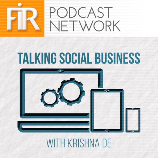 Cover art for podcast Talking Social Business