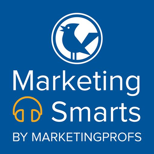 Cover art for podcast Marketing Smarts from MarketingProfs