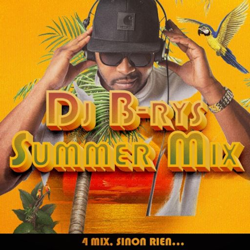 Afro / Dancehall Summer Vibes 2K18 from Dj B-rys - Podcast