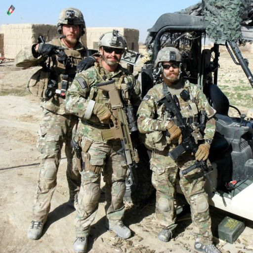 GRP 28 Memorial Day, Army Rangers, Army EOD, AF Combat