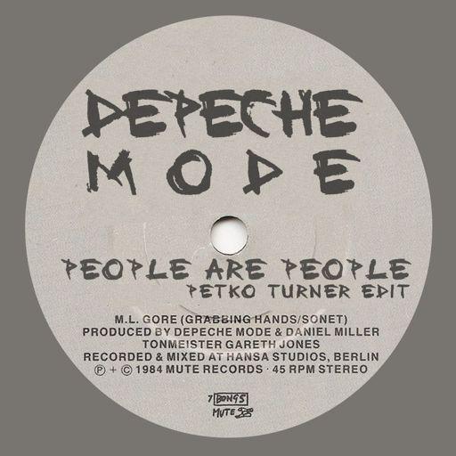 Depeche Mode - People Are People (Petko Turner Edit) Un-Re-Released