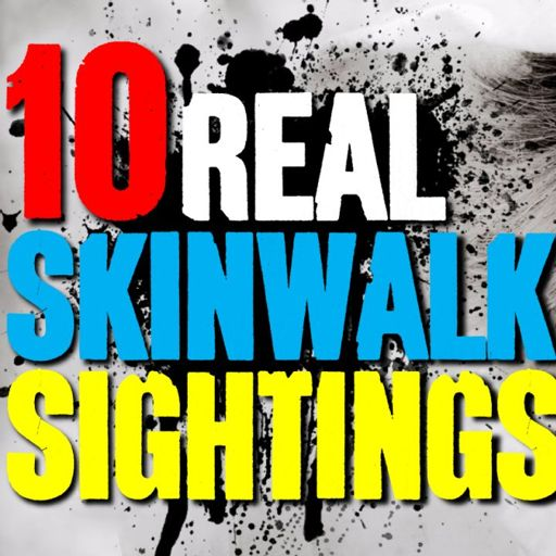 Episode 200 - 10 REAL Skinwalker Encounters from Darkness