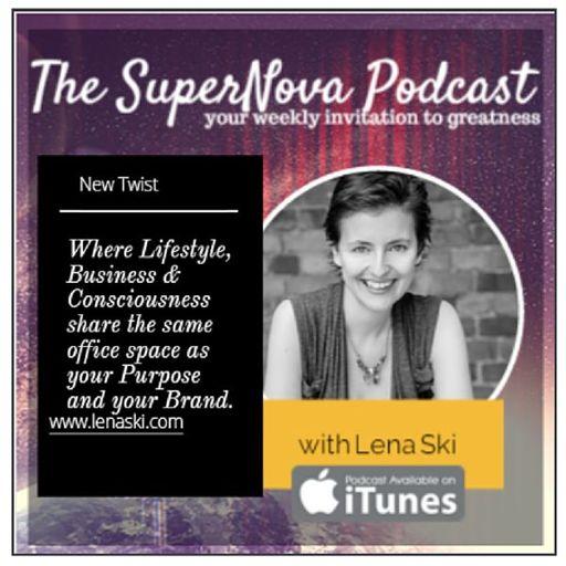 The SuperNova Podcast with Lena Ski on RadioPublic