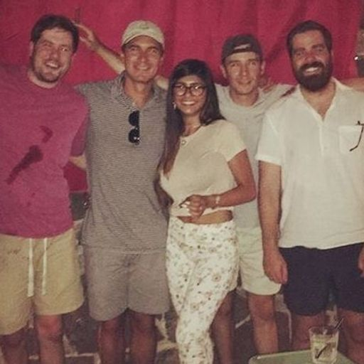 Episode 100 Live With Mia Khalifa And Ross Bolen From Touching Base