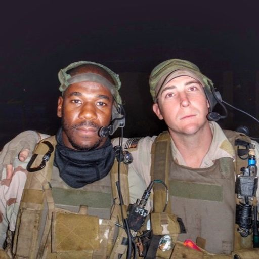 EP-121 | Remi Adeleke | Former SEAL | Actor | Author from Mentors