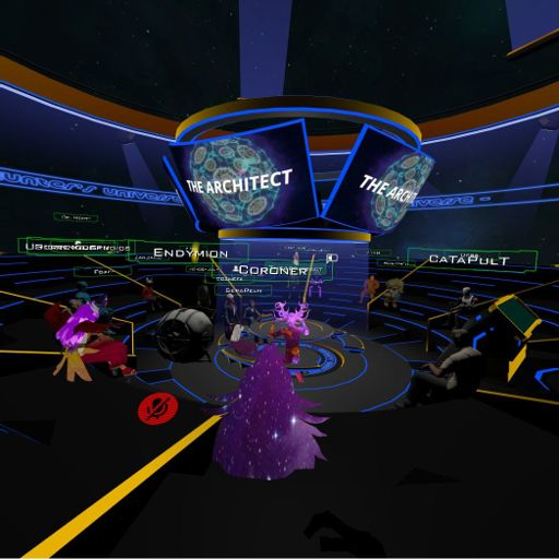 VRChat is exploding with creativity and potential featuring Gunter S