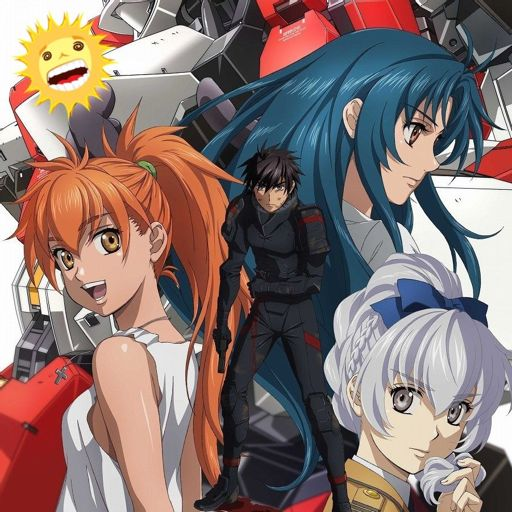 Episode 147 - Full Metal Panic! Invisible Victory & Darling in the