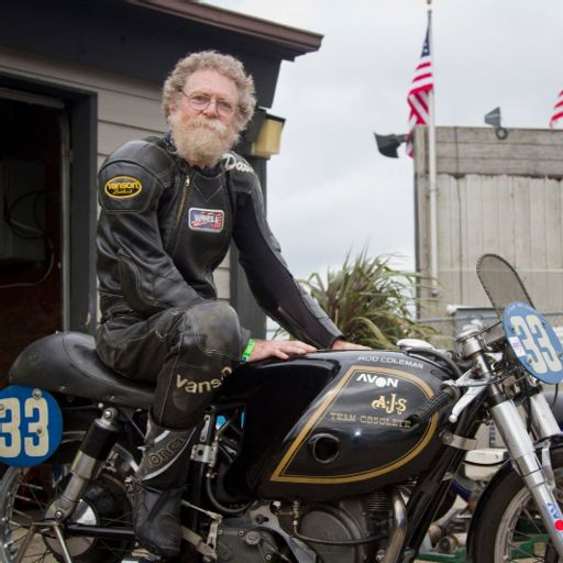 Podcast 267: Motorcycle Man from Motorcycles & Misfits on