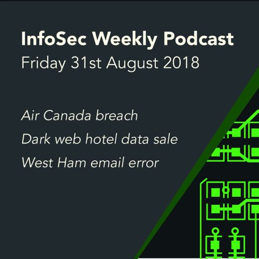 17 August Weekly podcast: Intel Foreshadow attack, Cosmos cash-out