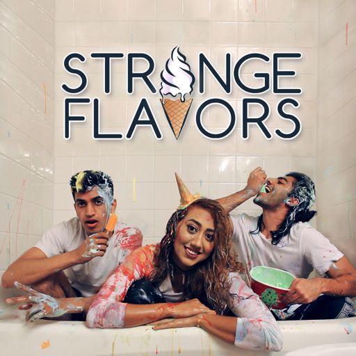 Strange Flavors on RadioPublic
