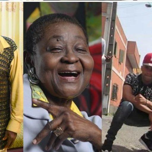 Kidnapped! Ambassador Osayomore Joseph from Afropop Worldwide on