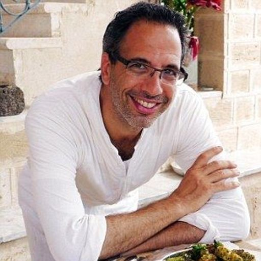 A look at politics and food - Yotam Ottolenghi from 5x15 on