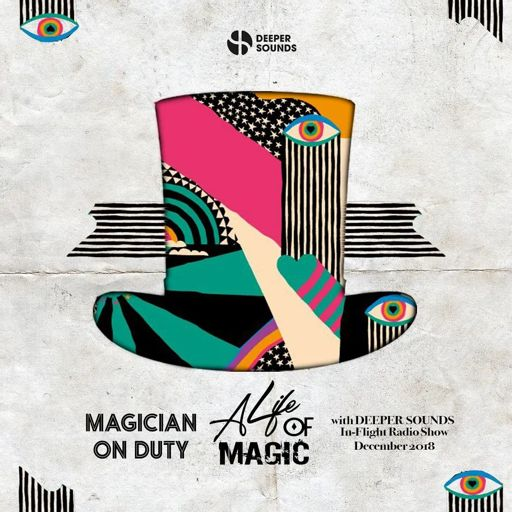 A Life Of Magic Showcase on British Airways - Magician on