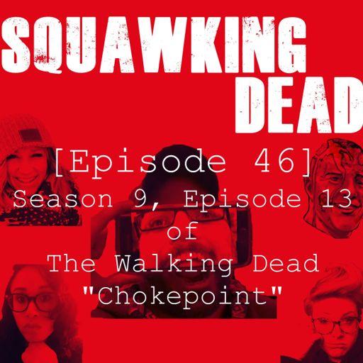Episode 11] Season 8, Episode 11 of The Walking Dead,