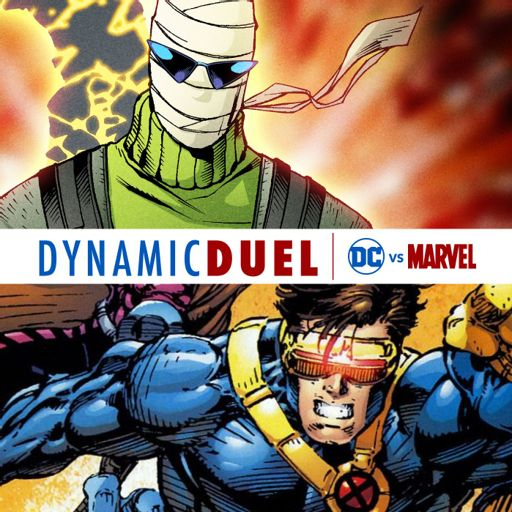 Swamp Thing vs Man-Thing - Dynamic Duel: DC vs Marvel