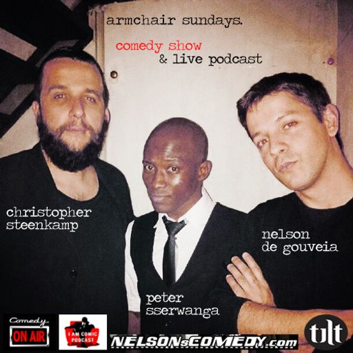 Cover art for podcast ArmchairSundays