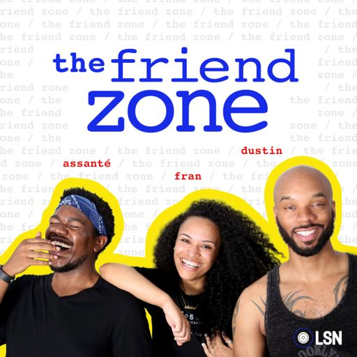 Cover art for podcast The Friend Zone