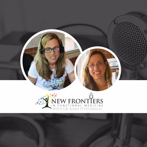 Cover art for podcast New Frontiers in Functional Medicine